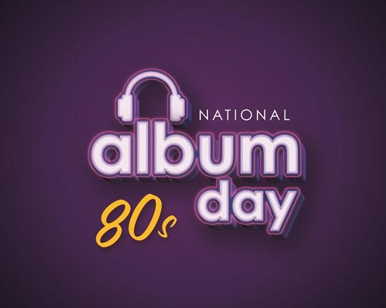 National Album Day returns Saturday 10th October 2020